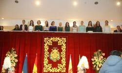 Fallas, Exaltación de Raquel Alario i Bernabé en el Palau de la Música (11)