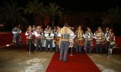 Fallas, Exaltación de Raquel Alario i Bernabé en el Palau de la Música (14)