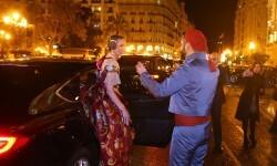 Fallas, Exaltación de Raquel Alario i Bernabé en el Palau de la Música (2)