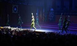 Fallas, Exaltación de Raquel Alario i Bernabé en el Palau de la Música (24)
