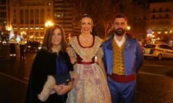 Fallas, Exaltación de Raquel Alario i Bernabé en el Palau de la Música (3)