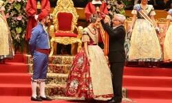 Fallas, Exaltación de Raquel Alario i Bernabé en el Palau de la Música (31)