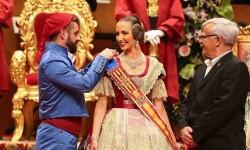 Fallas, Exaltación de Raquel Alario i Bernabé en el Palau de la Música (32)