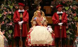 Fallas, Exaltación de Raquel Alario i Bernabé en el Palau de la Música (36)