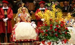 Fallas, Exaltación de Raquel Alario i Bernabé en el Palau de la Música (37)