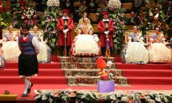 Fallas, Exaltación de Raquel Alario i Bernabé en el Palau de la Música (39)