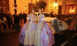 Fallas, Exaltación de Raquel Alario i Bernabé en el Palau de la Música (4)