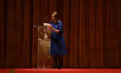 Fallas, Exaltación de Raquel Alario i Bernabé en el Palau de la Música (42)