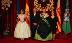Fallas, Exaltación de Raquel Alario i Bernabé en el Palau de la Música (44)
