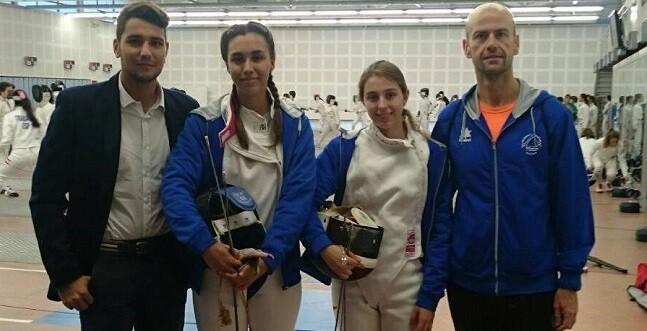 Fran Valero, Sonia Jimenez, Miriam Muñoz y José Manuel Orduña