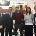 """Jorge Rodríguez- """"El sector textil valenciano es uno de los grandes motores de la reindustrialización""""."""