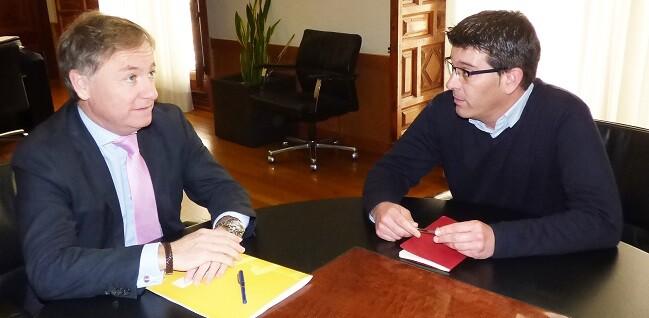 Jorge Rodríguez y Juan Carlos Moragues.