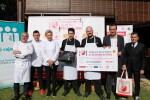 José Domingo Martínez del restaurante Rebate gana el concurso de cocina creativa con granadas de Elche (1)