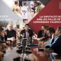 La Diputación incrementará hasta los 250 euros la ayuda a las comisiones falleras para celebrar que las Fallas son Patrimonio de la Humanidad. (Foto-Abulaila).