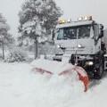 La Diputación pone en marcha todos sus efectivos para paliar los efectos de la ola de frío en las carreteras valencianas.