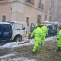 La Diputación realizó 57 intervenciones de emergencia para evitar el aislamiento de municipios valencianos durante el temporal.
