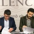"""La Diputación y la Unió de Periodistes impulsan el periodismo de investigación en el marco de una """"democracia militante"""". (Foto-Abulaila)."""