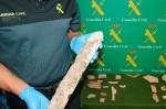 La Guardia Civil recupera más de 500 objetos arqueológicos.