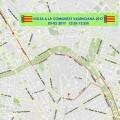 La Vuelta Ciclista a la Comunidad Valencia 2017 pasa por la capital del Turia este domingo.