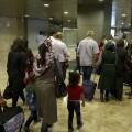 Llegan a España 55 refugiados, 36 de nacionalidad siria y 19 iraquíes, procedentes de Grecia.