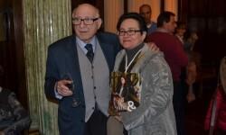 Los pintores Luis Prades y María Griñó