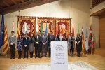 Morera se estrena como Presidente de la Coprepa en la toma de posesión de Juan Pablo Durán al frente de los parlamentos regionales europeos.