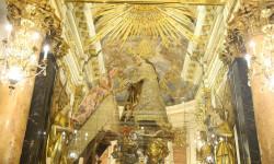 Ofrenda a nuestra Patrona la Virgen de los Desamparados de las falleras mayores (3)