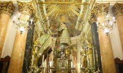 Ofrenda a nuestra Patrona la Virgen de los Desamparados de las falleras mayores (4)