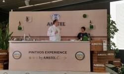Pintxos Experience de Amstel Oro reúne a cinco de los mayores exponentes de la cocina en miniatura en el Veles e Vents Valenci (10)