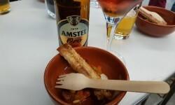 Pintxos Experience de Amstel Oro reúne a cinco de los mayores exponentes de la cocina en miniatura en el Veles e Vents Valenci (18)