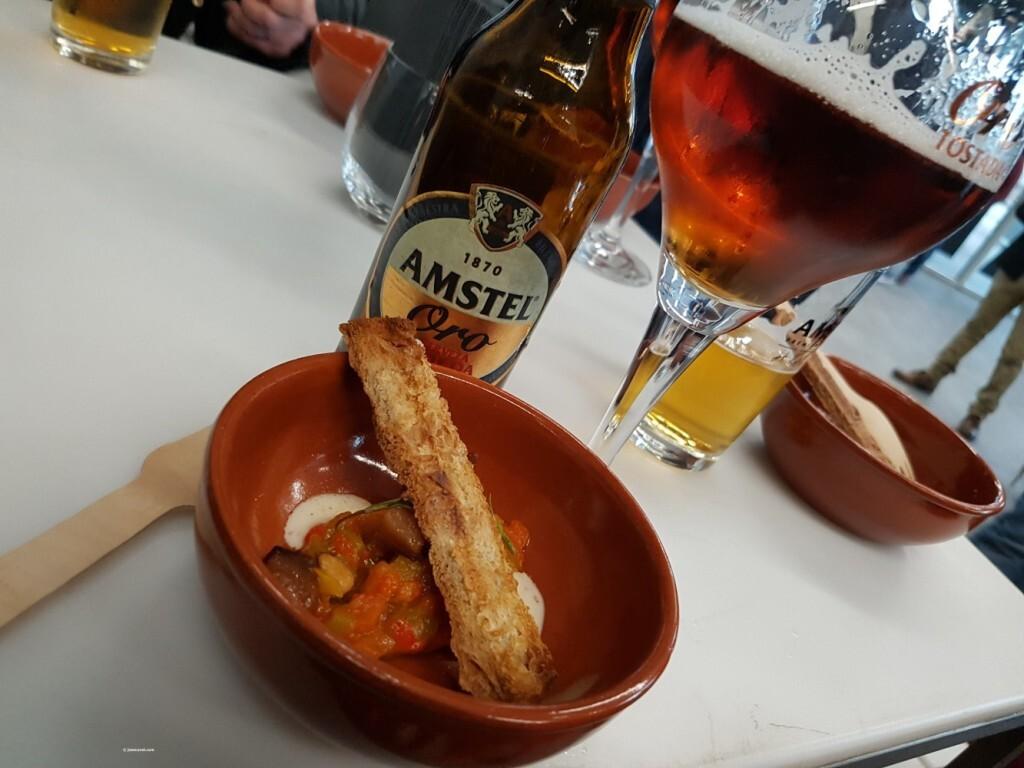 Pintxos Experience de Amstel Oro reúne a cinco de los mayores exponentes de la cocina en miniatura en el Veles e Vents Valenci (19)