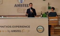 Pintxos Experience de Amstel Oro reúne a cinco de los mayores exponentes de la cocina en miniatura en el Veles e Vents Valenci (2)