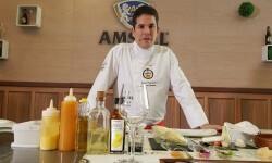Pintxos Experience de Amstel Oro reúne a cinco de los mayores exponentes de la cocina en miniatura en el Veles e Vents Valenci (23)