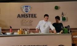 Pintxos Experience de Amstel Oro reúne a cinco de los mayores exponentes de la cocina en miniatura en el Veles e Vents Valenci (25)