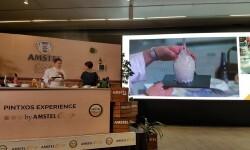 Pintxos Experience de Amstel Oro reúne a cinco de los mayores exponentes de la cocina en miniatura en el Veles e Vents Valenci (28)