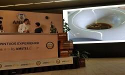 Pintxos Experience de Amstel Oro reúne a cinco de los mayores exponentes de la cocina en miniatura en el Veles e Vents Valenci (30)
