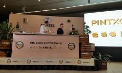 Pintxos Experience de Amstel Oro reúne a cinco de los mayores exponentes de la cocina en miniatura en el Veles e Vents Valenci (31)
