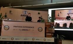 Pintxos Experience de Amstel Oro reúne a cinco de los mayores exponentes de la cocina en miniatura en el Veles e Vents Valenci (32)