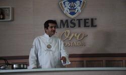 Pintxos Experience de Amstel Oro reúne a cinco de los mayores exponentes de la cocina en miniatura en el Veles e Vents Valenci (36)