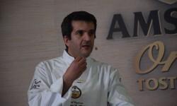 Pintxos Experience de Amstel Oro reúne a cinco de los mayores exponentes de la cocina en miniatura en el Veles e Vents Valenci (37)