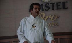 Pintxos Experience de Amstel Oro reúne a cinco de los mayores exponentes de la cocina en miniatura en el Veles e Vents Valenci (38)
