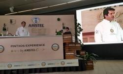 Pintxos Experience de Amstel Oro reúne a cinco de los mayores exponentes de la cocina en miniatura en el Veles e Vents Valenci (4)