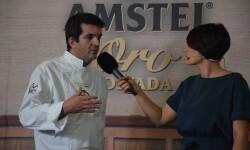 Pintxos Experience de Amstel Oro reúne a cinco de los mayores exponentes de la cocina en miniatura en el Veles e Vents Valenci (40)