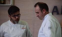 Pintxos Experience de Amstel Oro reúne a cinco de los mayores exponentes de la cocina en miniatura en el Veles e Vents Valenci (45)
