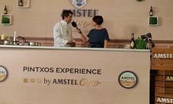 Pintxos Experience de Amstel Oro reúne a cinco de los mayores exponentes de la cocina en miniatura en el Veles e Vents Valenci (5)