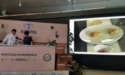 Pintxos Experience de Amstel Oro reúne a cinco de los mayores exponentes de la cocina en miniatura en el Veles e Vents Valenci (6)