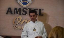 Pintxos Experience de Amstel Oro reúne a cinco de los mayores exponentes de la cocina en miniatura en el Veles e Vents Valenci (60)