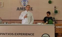 Pintxos Experience de Amstel Oro reúne a cinco de los mayores exponentes de la cocina en miniatura en el Veles e Vents Valenci (9)