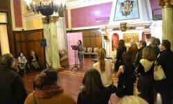 Presentación a cargo de Patricia Mir