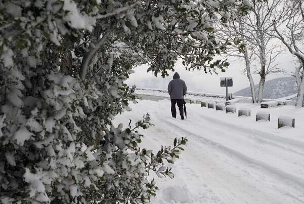 Protección Civil y Emergencias alerta por la llegada de una ola de frío y heladas generalizadas.